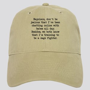 Don't Be Jealous (blk) - Napoleon Cap