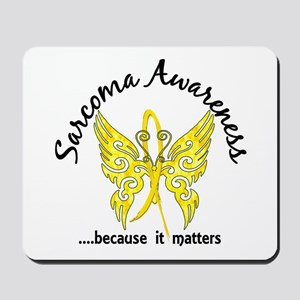 Sarcoma Butterfly 6.1 Mousepad