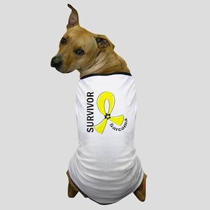 Sarcoma Survivor 12 Dog T-Shirt