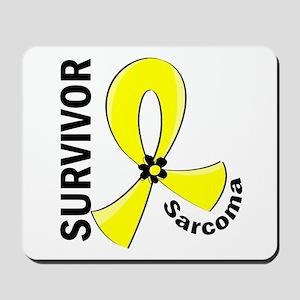 Sarcoma Survivor 12 Mousepad