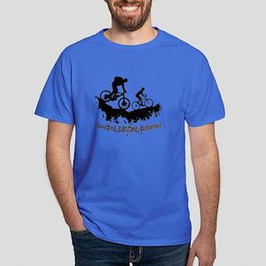 Mountain Biking Good Time Inspirational T-Shirt