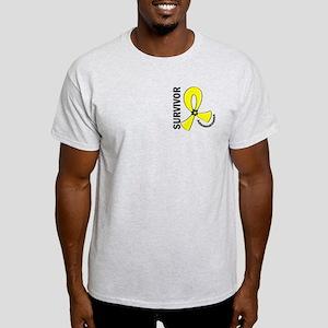 Adenosarcoma Survivor 12 Light T-Shirt