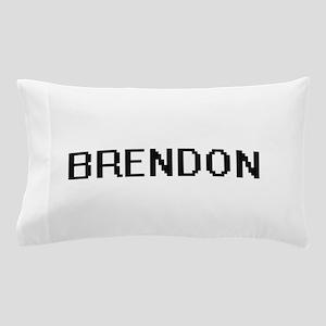 Brendon Digital Name Design Pillow Case