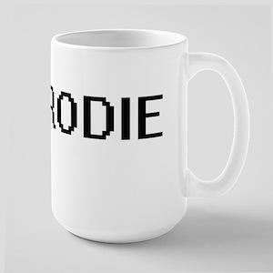 Brodie Digital Name Design Mugs