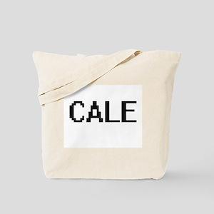 Cale Digital Name Design Tote Bag