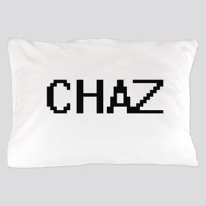 Chaz Digital Name Design Pillow Case