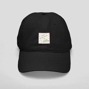 Cardigan Nice Black Cap
