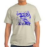 Jazz Blue Light T-Shirt