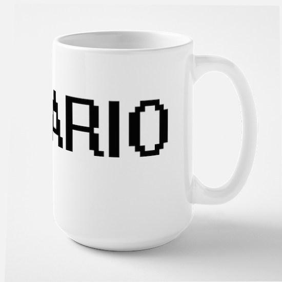 Dario Digital Name Design Mugs