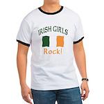 Irish Grils Rock Ringer T