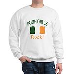 Irish Grils Rock Sweatshirt