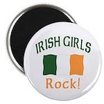 Irish Grils Rock Magnet