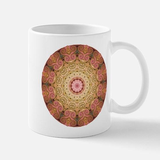 """Sedona Rose"" Mandala Mug"
