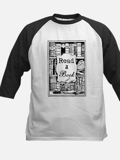 Read A Book Baseball Jersey
