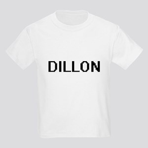 Dillon Digital Name Design T-Shirt