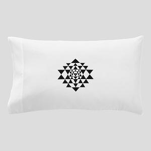 Sri Yantra Pillow Case