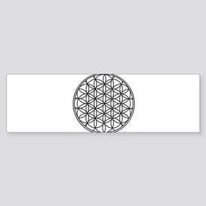 Flower of Life Bumper Sticker