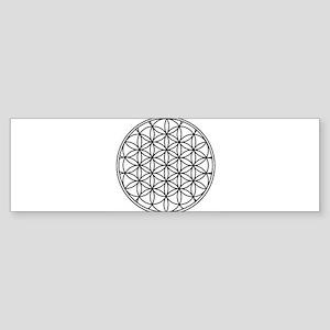 Flower of Life Bumper Sticker