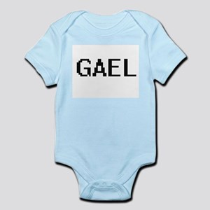 Gael Digital Name Design Body Suit