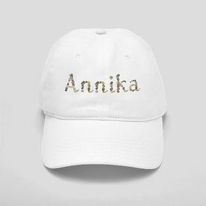 Annika Seashells Baseball Cap