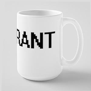 Grant Digital Name Design Mugs