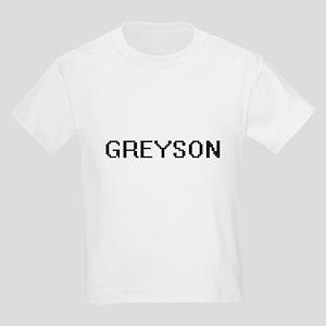 Greyson Digital Name Design T-Shirt