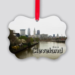 Cleveland Picture Ornament