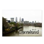 Cleveland Postcards (Package of 8)