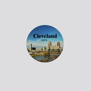 Cleveland Mini Button
