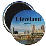 """Cleveland 2.25"""" Magnet (10 pack)"""