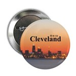 """Cleveland 2.25"""" Button (10 pack)"""