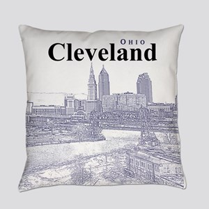 Cleveland Everyday Pillow