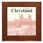 Cleveland Framed Tile