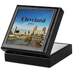 Cleveland Keepsake Box