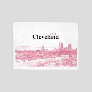 Cleveland 5'x7'Area Rug