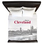 Cleveland King Duvet