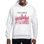 Cleveland Hooded Sweatshirt