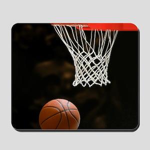 Basketball Ball Mousepad