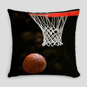 Basketball Ball Everyday Pillow