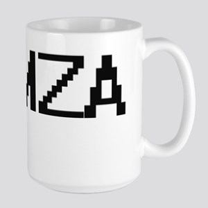Hamza Digital Name Design Mugs