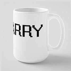 Harry Digital Name Design Mugs