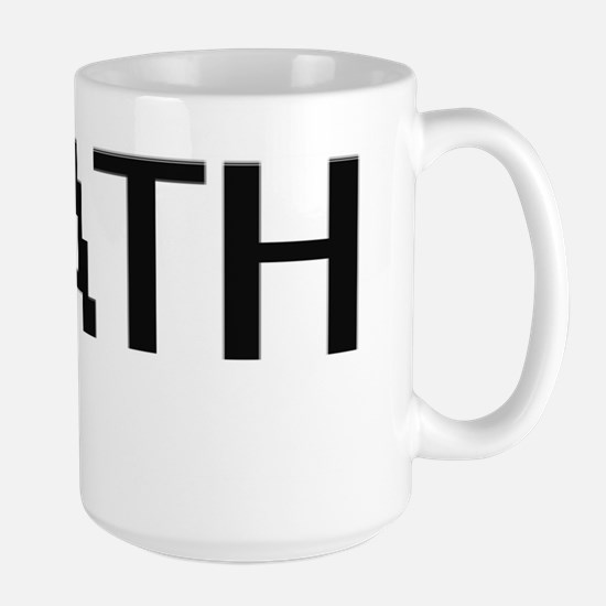 Heath Digital Name Design Mugs