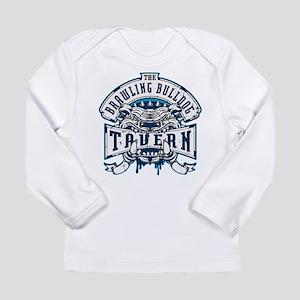 Brawling Bulldog Tavern Long Sleeve T-Shirt