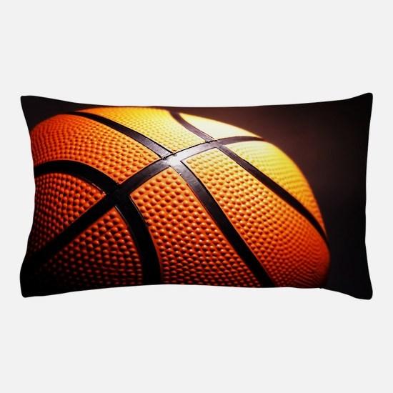 Basketball Ball Pillow Case