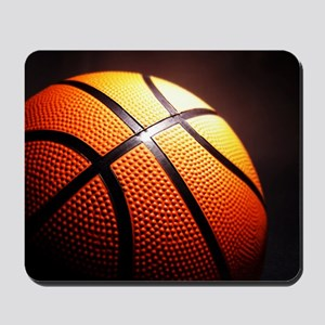 Basketball Ball Mousepad
