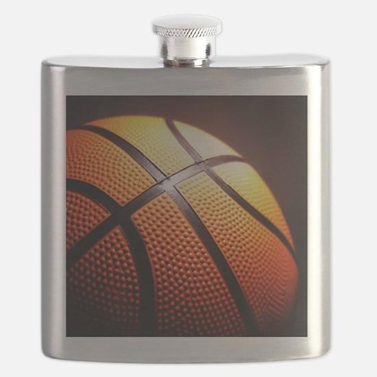 Basketball Ball Flask