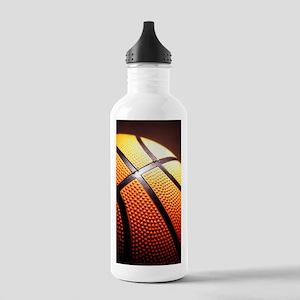 Basketball Ball Water Bottle