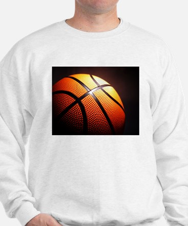 Basketball Ball Sweatshirt