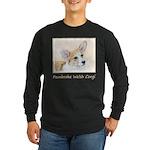 Pembroke Welsh Corgi Long Sleeve Dark T-Shirt