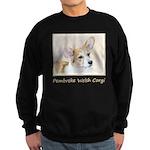 Pembroke Welsh Corgi Sweatshirt (dark)